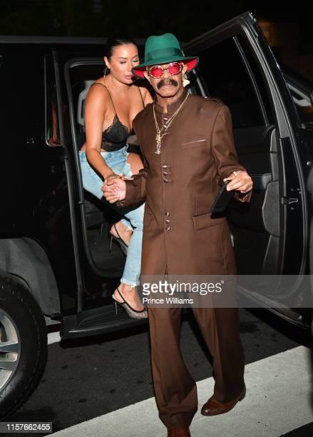 Dennis Graham is seen on June 21 2019 in Los Angeles California