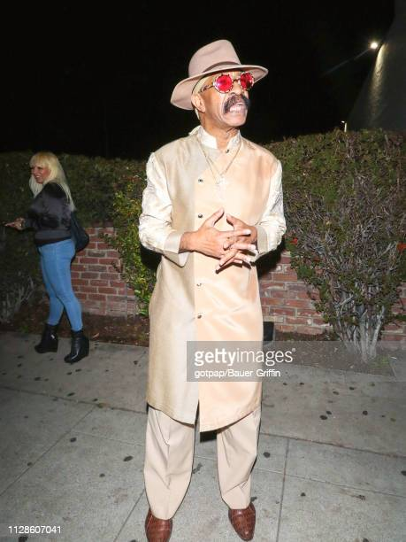Dennis Graham is seen on March 04 2019 in Los Angeles California