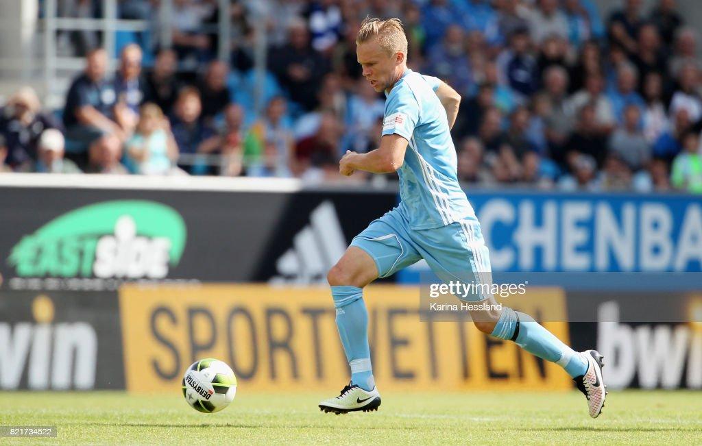 Chemnitzer FC v FSV Zwickau - 3. Liga