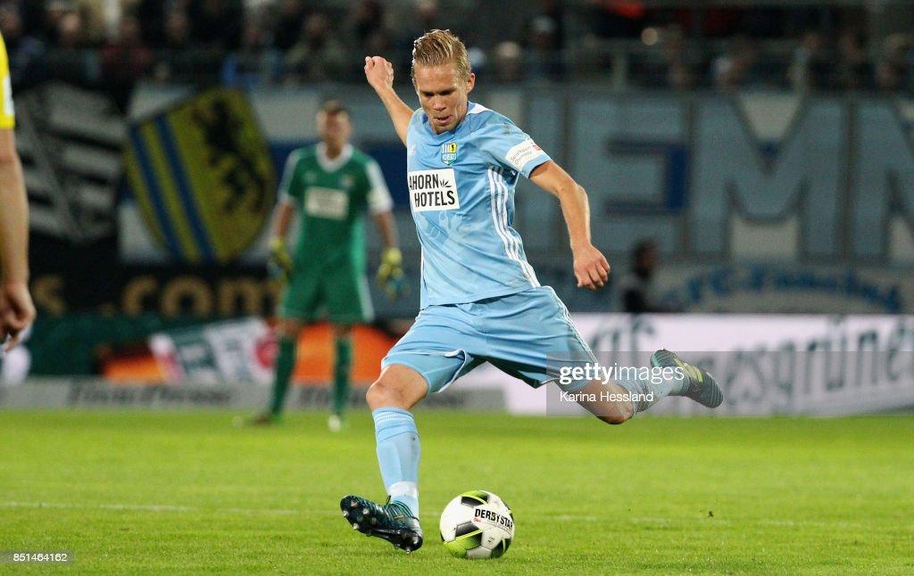 Chemnitzer FC v SC Fortuna Koeln - 3. Liga