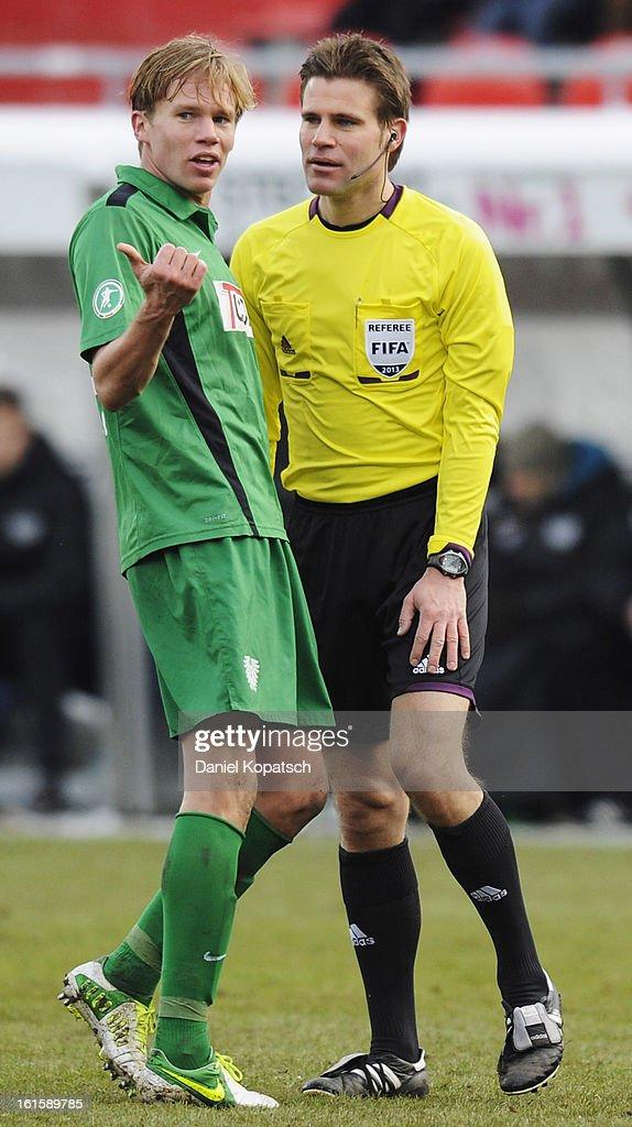 1. FC Heidenheim v Preussen Muenster - 3. Liga