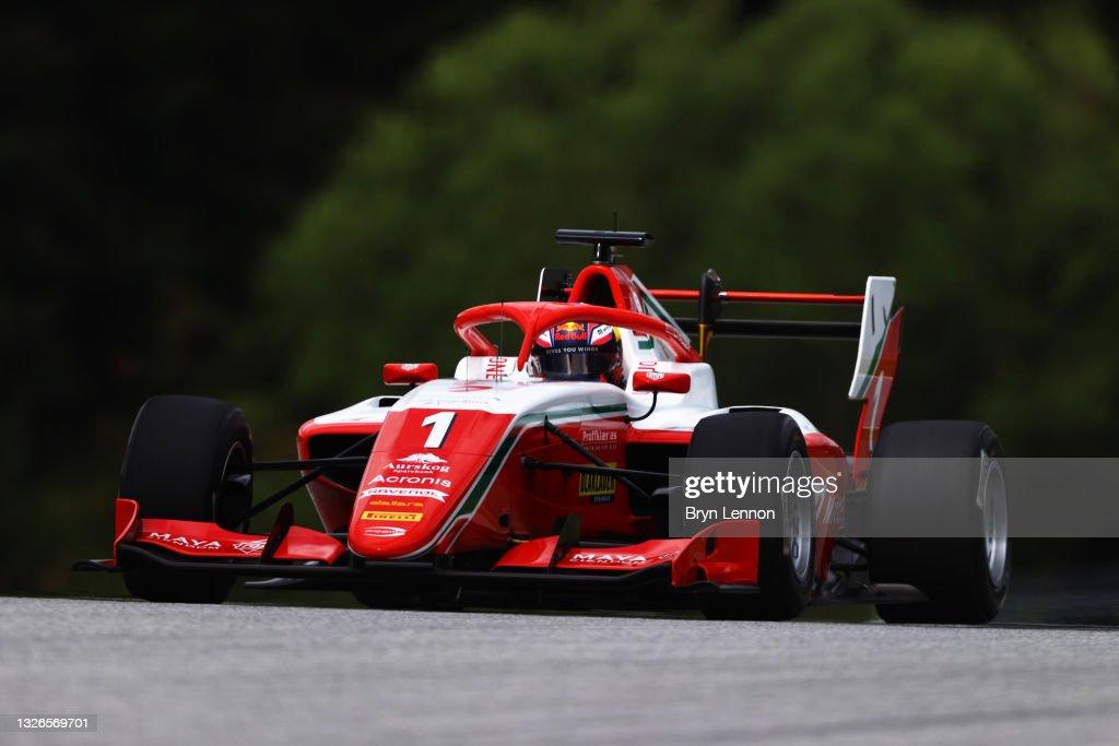 Formula 3 Championship - Round 3:Spielberg - Practice & Qualifying : Nieuwsfoto's