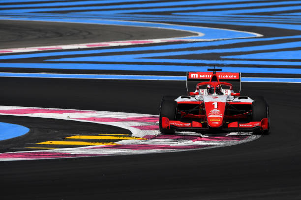 FRA: Formula 3 Championship - Round 2:Le Castellet - Practice & Qualifying