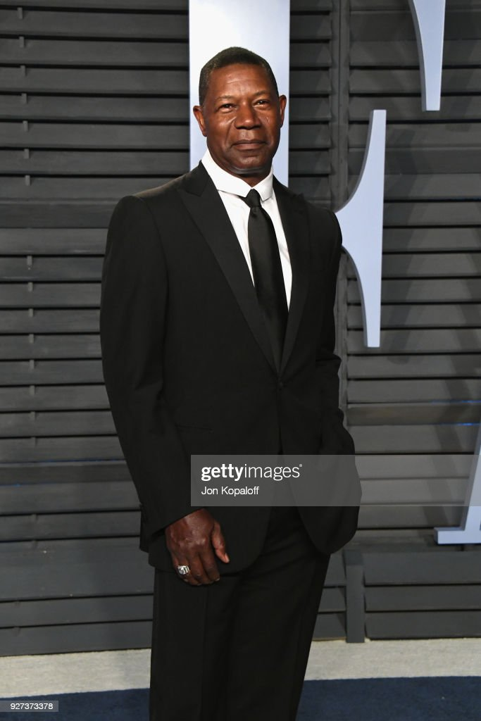 Dennis Haysbert attends the 2018 Vanity Fair Oscar Party hosted by Radhika Jones at Wallis Annenberg Center for the Performing Arts on March 4, 2018 in Beverly Hills, California.