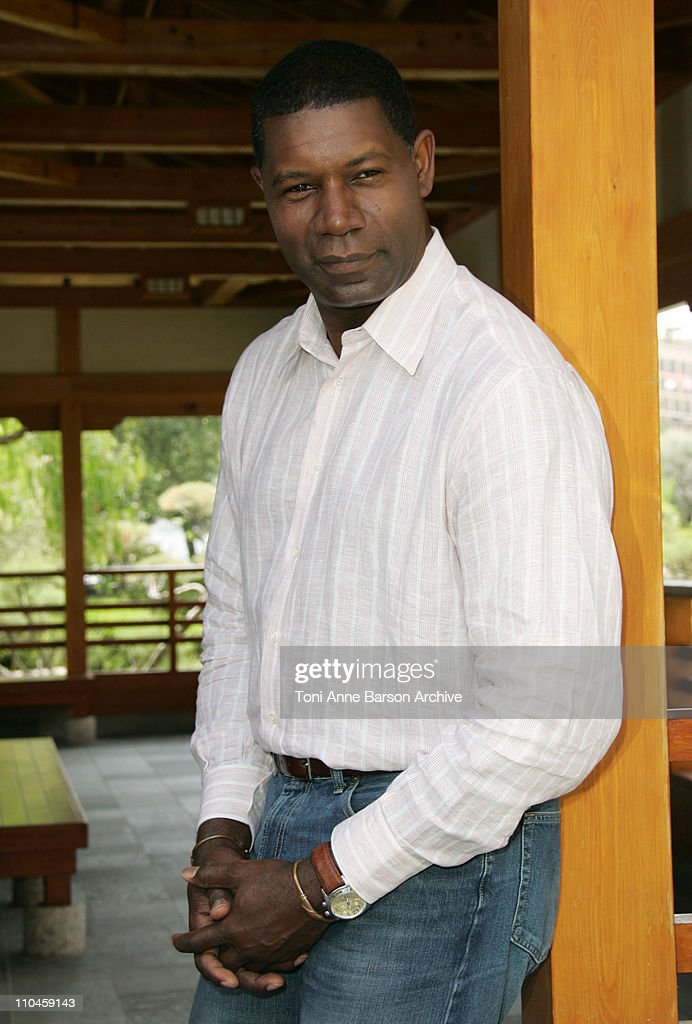 46th Monte Carlo Television Festival - Dennis Haysbert Photocall