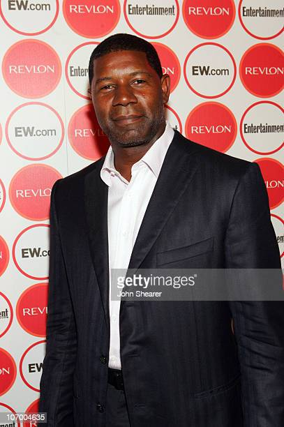 Dennis Haysbert during Entertainment Weekly Magazine 4th Annual Pre-Emmy Party - Inside at Republic in Los Angeles, California, United States.
