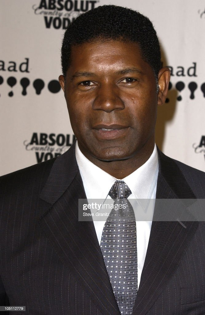 Dennis Haysbert during The 14th Annual GLAAD Media Awards Los Angeles - Press Room at Kodak Theatre in Hollywood, California, United States.