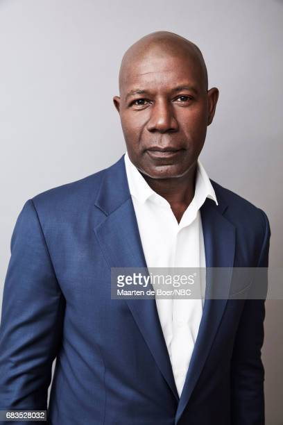 Dennis Haysbert of Reverie poses for a photo during NBCUniversal Upfront Events Season 2017 Portraits Session at Ritz Carlton Hotel on May 15 2017 in...