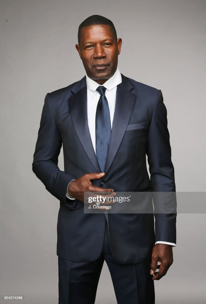 Dennis Haysbert poses for a portrait during the 2018 American Black Film Festival Honors Awards at The Beverly Hilton Hotel on February 25, 2018 in Beverly Hills, California.