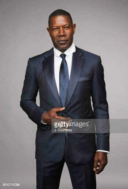 Dennis Haysbert poses for a portrait during the 2018 American Black Film Festival Honors Awards at The Beverly Hilton Hotel on February 25 2018 in...