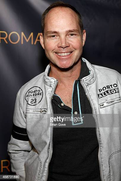 Dennis Hensley attends Matt Zarley's Original Musical Short Film hopefulROMANTIC at American Film Institute on November 9 2014 in Los Angeles...