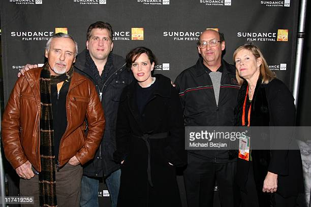 Dennis Hopper Daniel Roebuck Ione Skye Leitch Tim Hunter and Sarah Pillsbury
