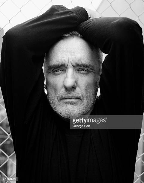 Dennis Hopper Dennis Hopper by George Holz Dennis Hopper InStyle October 1 1995 Venice Beach California