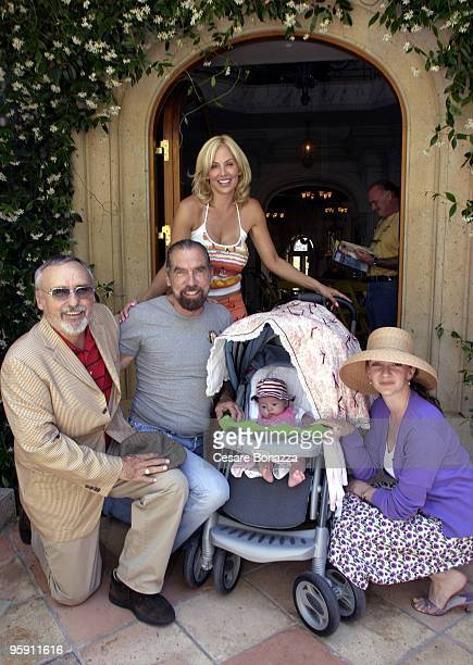 Dennis Hopper John Paul DeJoria Eloise DeJoria Dennis Hopper's daughter and Victoria Duffy