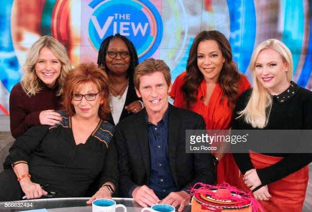 THE VIEW Dennis Leary and Darius Rucker are the guests Wednesday October 25 2017 on ABC's 'The View' 'The View' airs MondayFriday on the ABC...