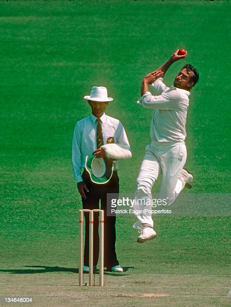 Dennis Lillee, Australia v England, 1st Test, Perth, November 1982-83.