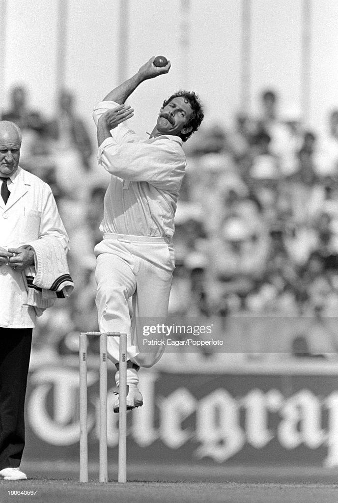 ODI England v Australia at The Oval 1980 : News Photo