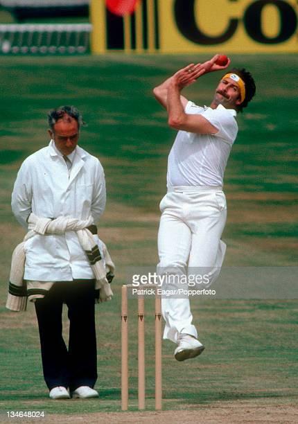 Dennis Lillee England v Australia 3rd Test Headingley July 1981