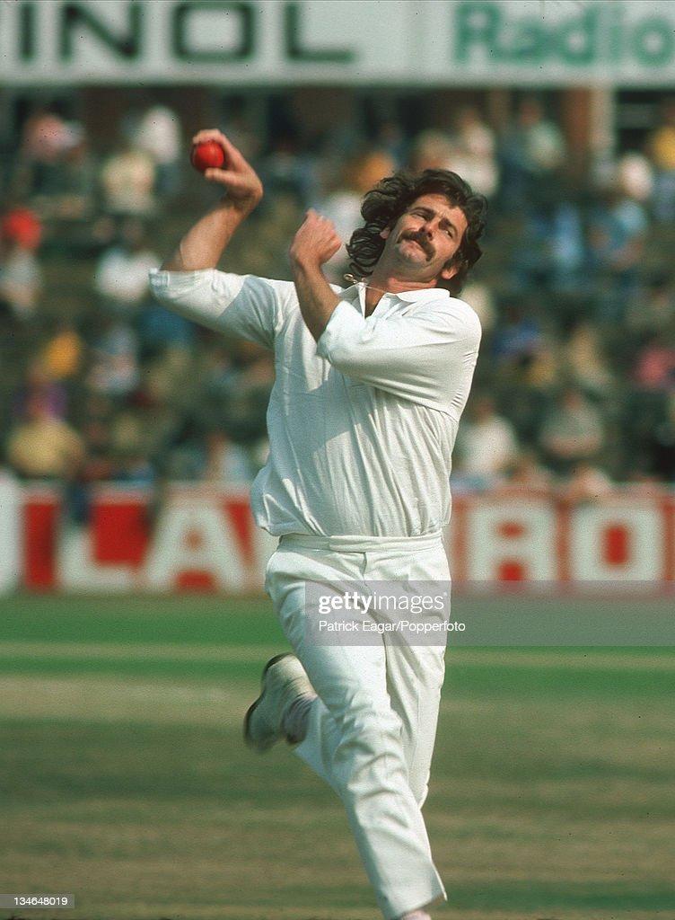England v Australia, 4th Test, The Oval, Aug 1975 : News Photo