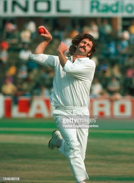 Dennis Lillee, England v Australia, 4th Test, The Oval, Aug 1975.