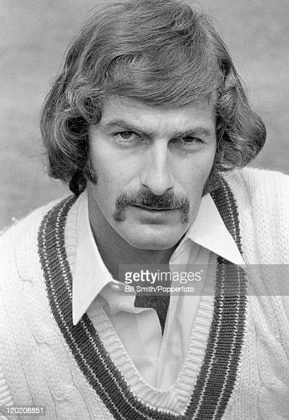 Dennis Lillee of Australia circa 1972