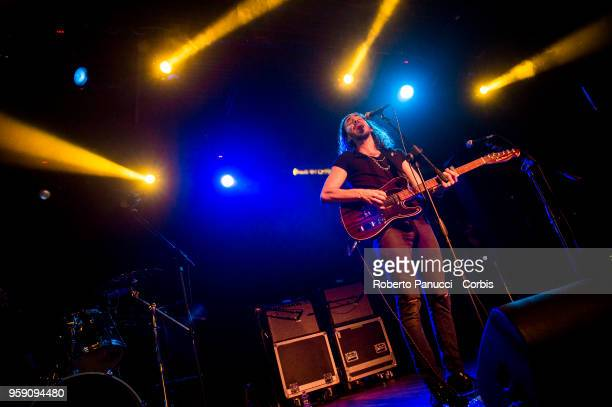 Dennis Lloyd perform on stage on May 14 2018 in Rome Italy