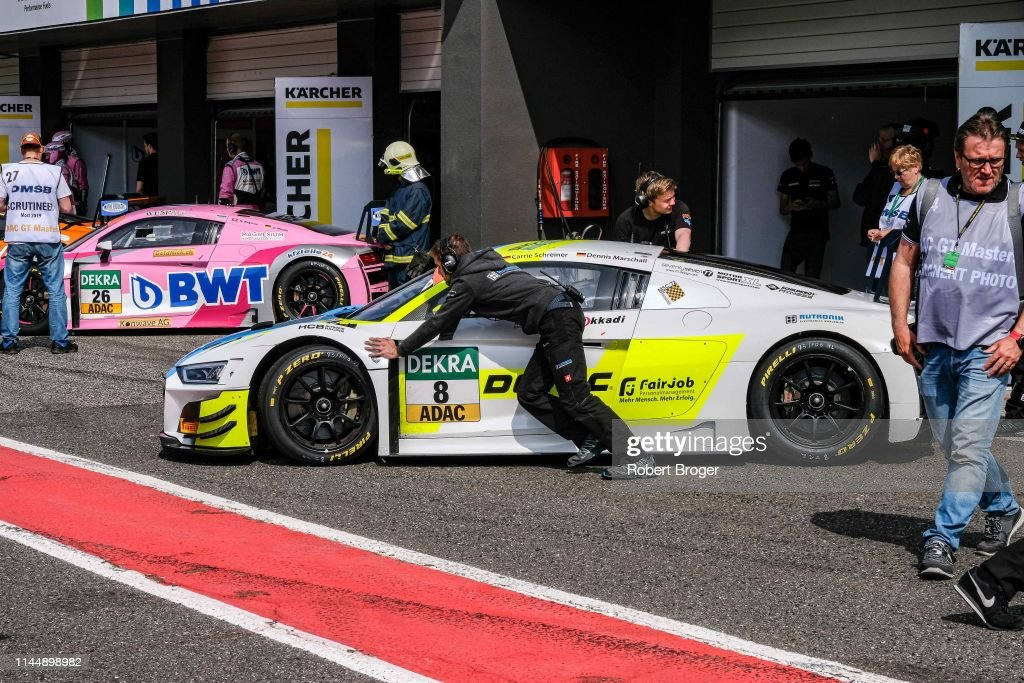 CZE: ADAC GT Masters Most - Qualifying & Race