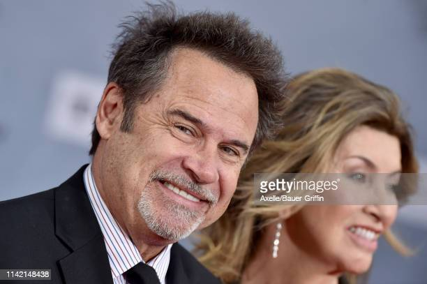 Dennis Miller and Carolyn Espley attend the 2019 TCM Classic Film Festival Opening Night Gala and 30th Anniversary Screening of 'When Harry Met...