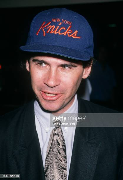 Dennis Miller during Party for Comic Relief at Rick Newman's Restaurant in New York New York United States