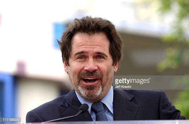 Dennis Miller during Universal Launches DVD Tribute to Celebrate Bob Hope's 100th Birthday and being named Citizen of the Century at Hollywood Walk...