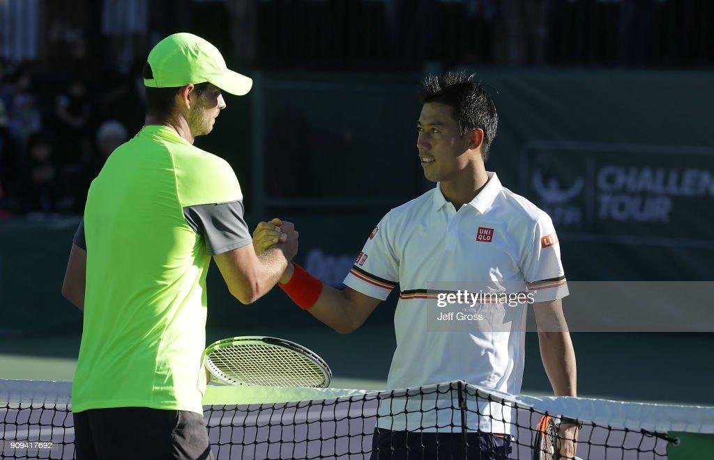 Oracle Challenger Series at the Newport Beach Tennis Club