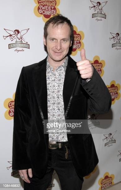 Dennis O'Hare during Gran Centenario Hosts The Opening Night of 'Sweet Charity' at Guastavino's in New York City New York United States