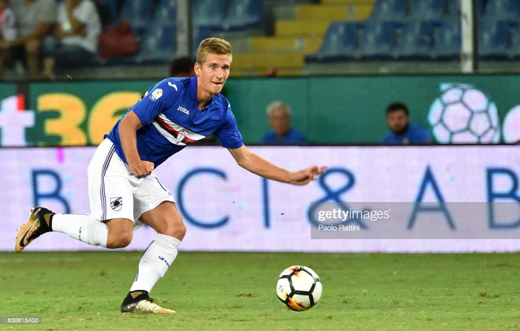 UC Sampdoria v Foggia - TIM Cup : Foto di attualità