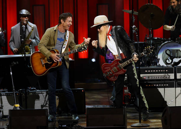 TN: America Salutes You Presents A Tribute To Billy Gibbons, A Live Benefit Concert