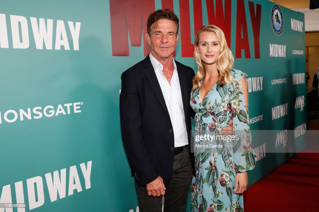 """""""Midway"""" Special Screening - Joint Navy Base Pearl Harbor - Hickam : News Photo"""
