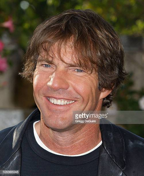 Dennis Quaid during The 20th Annual IFP Independent Spirit Awards Nominations Announcement at Le Meridien Hotel in Los Angeles California United...