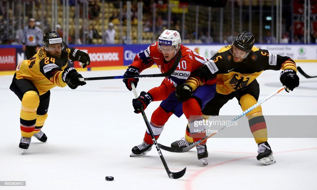 Germany v Norway - 2018 IIHF Ice Hockey World Championship