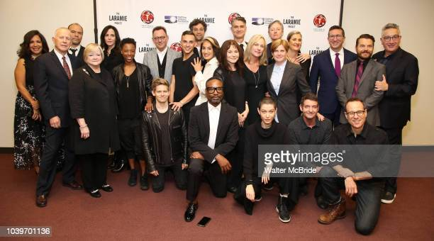 Dennis Shepard Judy Shepard Danny Burstein Mary Louise Parker Samira Wiley Andrew KeenanBolger Michael Emerson Adam Rippon Billy Porter Andy Paris...