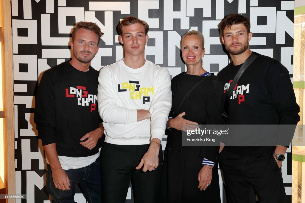 DEU: Longchamp Collection Launch Store Event In Munich