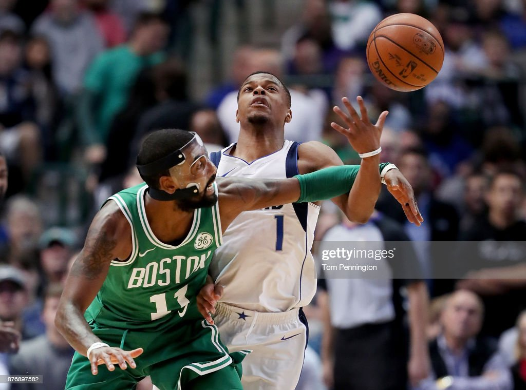 Boston Celtics v Dallas Mavericks : News Photo