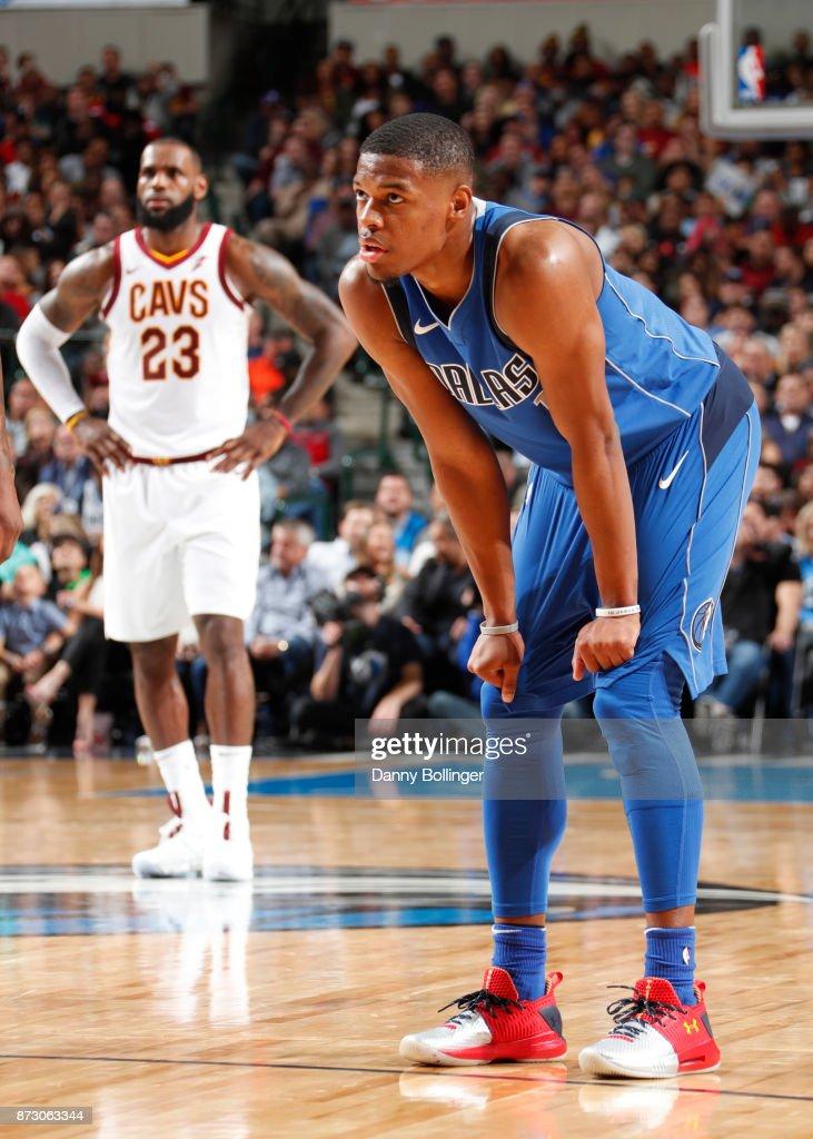 Cleveland Cavaliers v Dallas Mavericks : News Photo