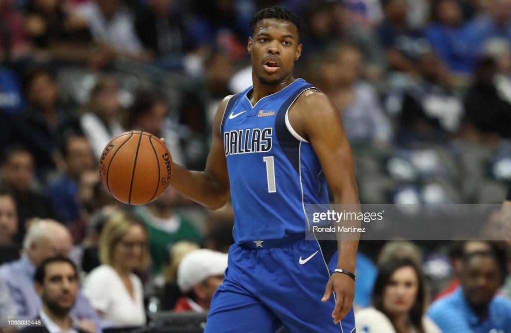 New York Knicks v Dallas Mavericks : News Photo