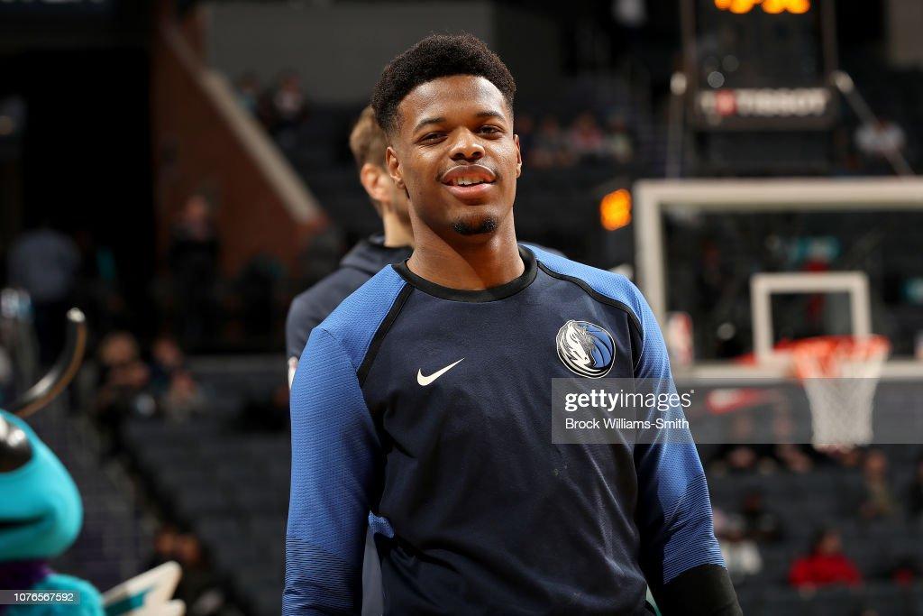 Dallas Mavericks v Charlotte Hornets : News Photo