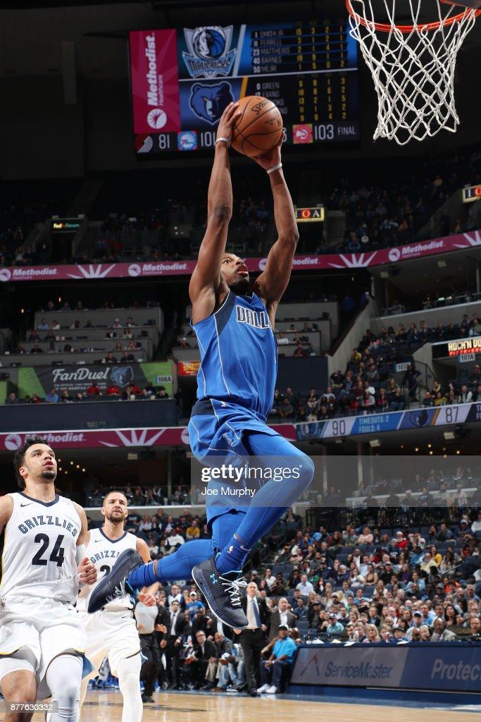Dallas Mavericks v Memphis Grizzlies : News Photo