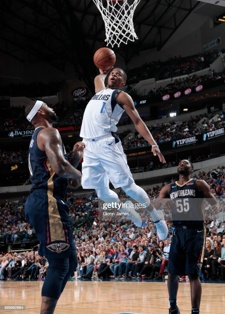 New Orleans Pelicans v Dallas Mavericks : News Photo