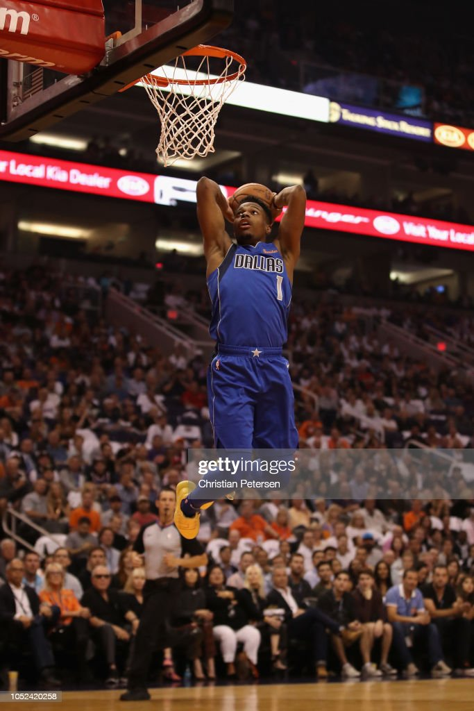 Dallas Mavericks v Phoenix Suns : News Photo