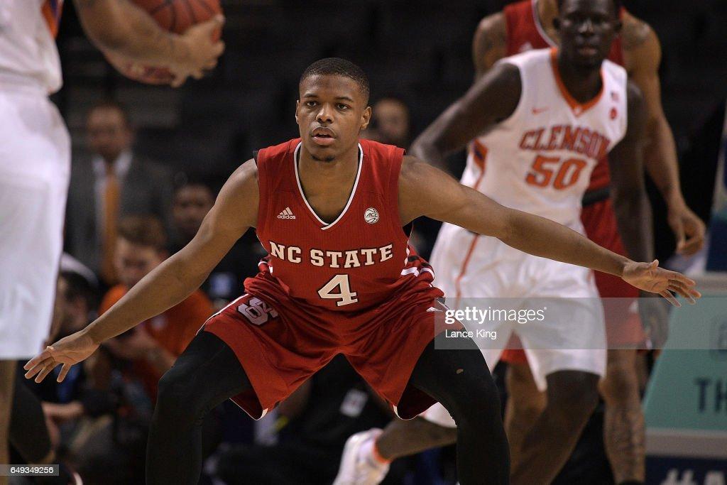 ACC Basketball Tournament - First Round : News Photo