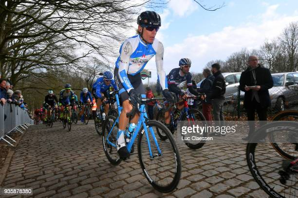 Dennis van Winden of the Netherlands and Team Israel Cycling Academy / during the 42nd 3 Days De Panne 2018 a 2024km race from Brugge to De Panne on...