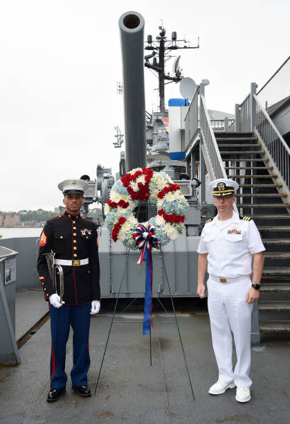 NY: Intrepid Sea, Air & Space Museum Hosts Virtual Memorial Day Ceremony