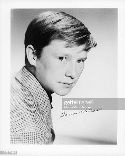 Dennis Waterman ca1963
